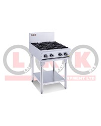 2 GAS OPEN BURNER COOKTOP + 300mm GRIDDLE + STD OVEN