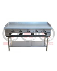 LKK GAS TEPPAN GRIDDLE - 1500mm