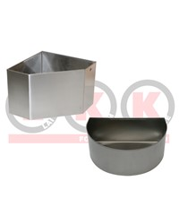 HALF CIRCLE WATER BUCKET TO SUITE WOK